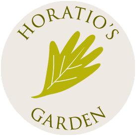 Horatio's Garden logo