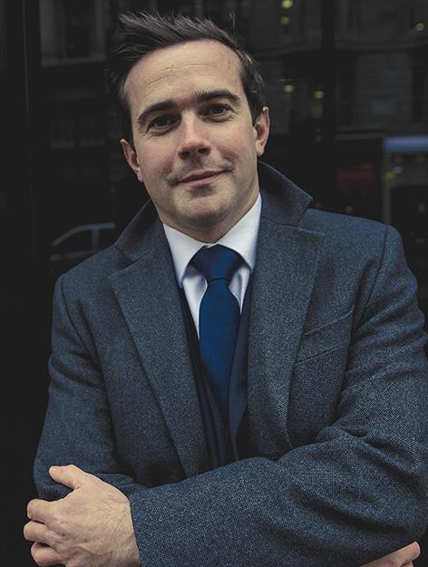 Photo of Neil Moles, Progeny's Managing Director
