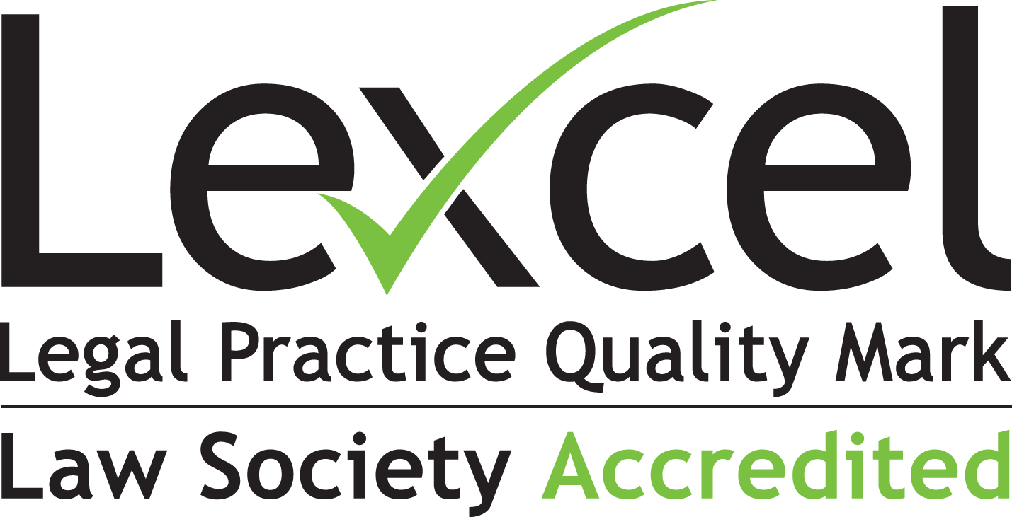 Lexcel Legal Practice Quality Mark – Law Society Accredited