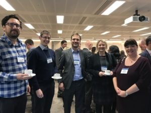 Break time at Progeny Annual Conference 2018