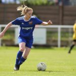 Female Sheffield FC player