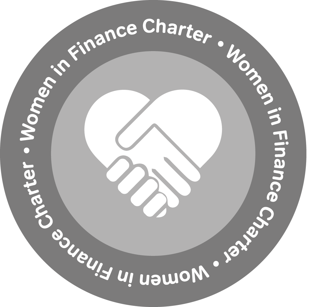 Women in Finance Charter Badge