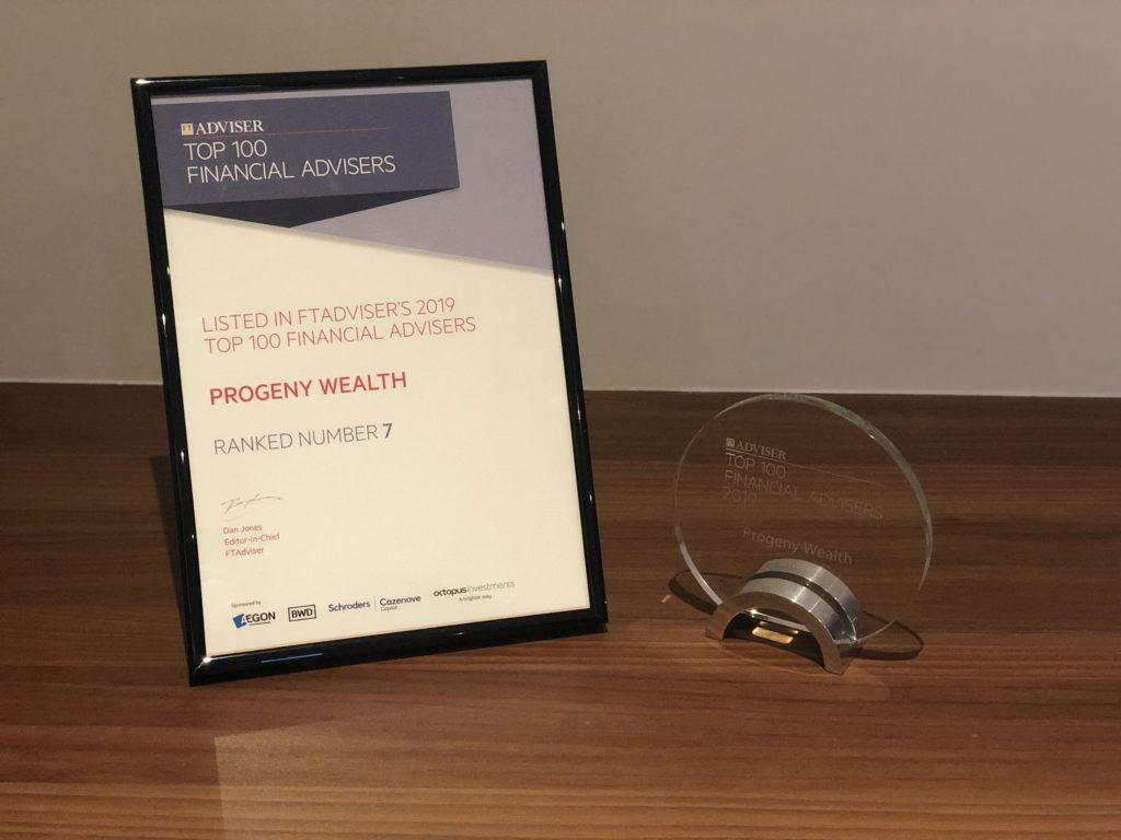 FTAdviser Certificate and Award
