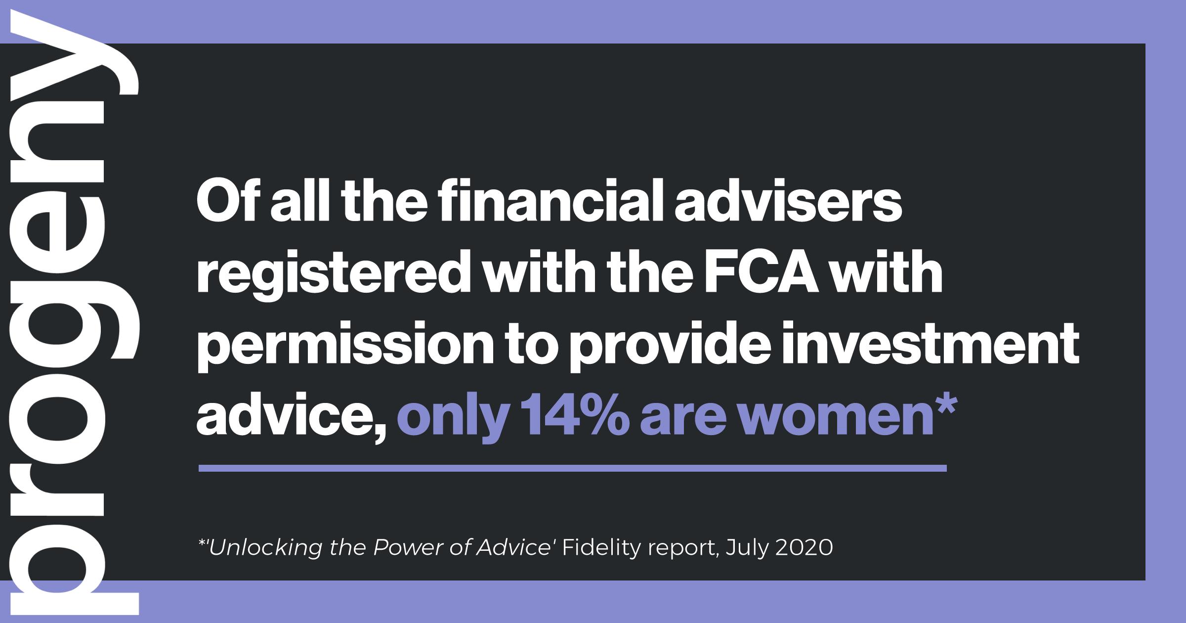 female advisers