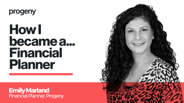 How I became a financial planner
