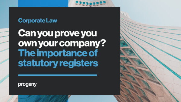 Can you prove your own company