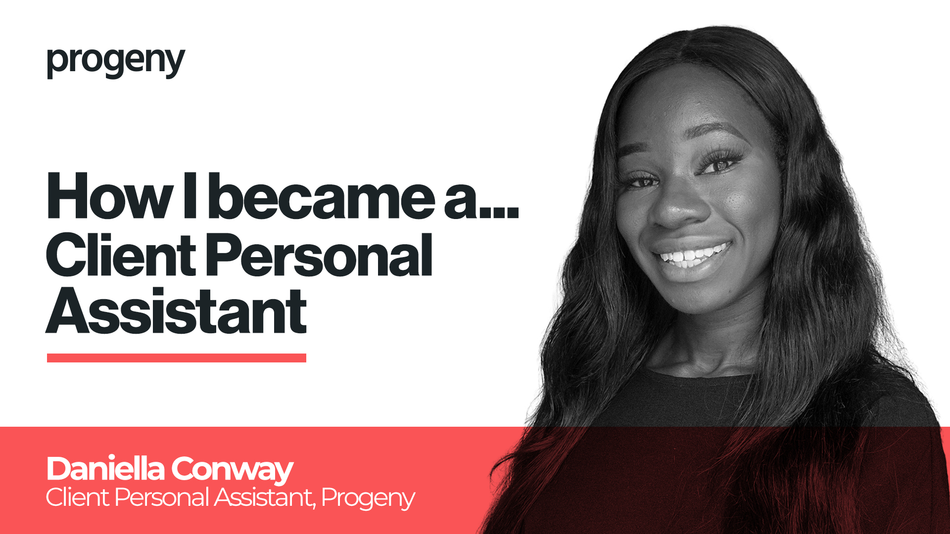 How I became a Client Personal Assistant interview
