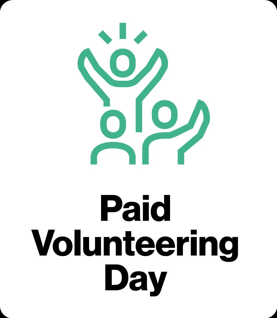 Paid Volunteering Day
