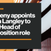 New Head of Proposition at Progeny