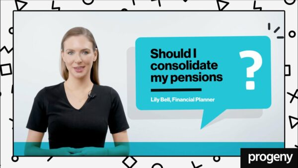 Should I consolidate my pensions