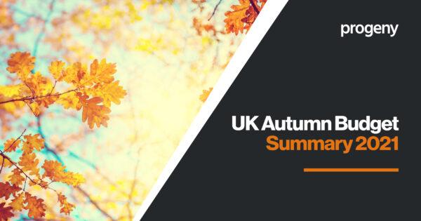 UK Autumn Budget summary